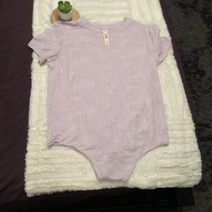 Victoria's Secret Tops - NWT VS Lavender One Piece Body Suit
